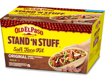 Stand And Stuff Soft Taco Kit
