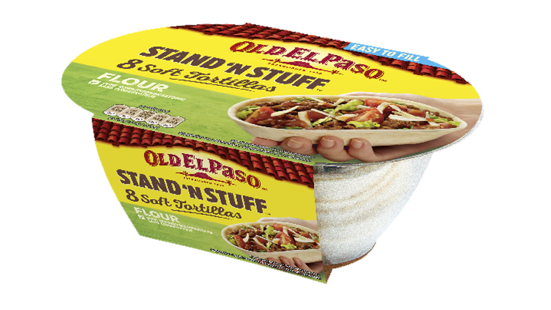 Stand 'N Stuff Soft Tortillas